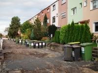 Müll (tonnen-Ver) sammlung