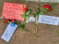 Stolperstein - Erinnerung an den 8 Mai 1945